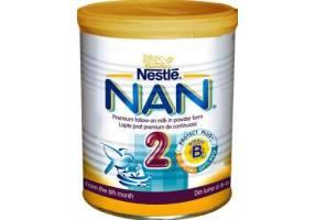 Nestle NAN Premium 2 γάλα δεύτερης βρεφικής ηλικίας 800gr