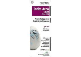 FREZYDERM Intim Area Liquid pH 4 200ml
