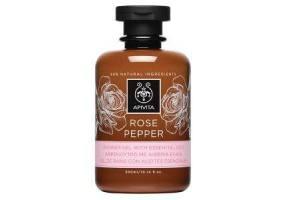 APIVITA Rose Pepper Αφρόλουτρο 300ml
