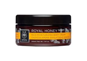 APIVITA Royal Honey Moisturizing Body Cream 200ml