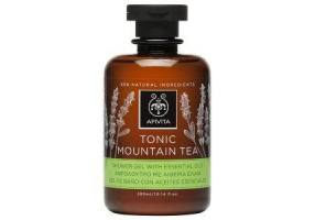 APIVITA Αφρόλουτρο Tonic Mountain Tea 300ml