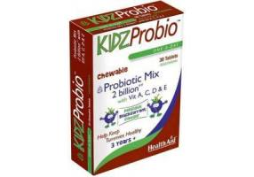 HEALTH AID Kidz Probio  30s -chewable