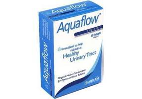 HEALTH AID Aquaflow™ Vegetarian Tablets 60's -blister