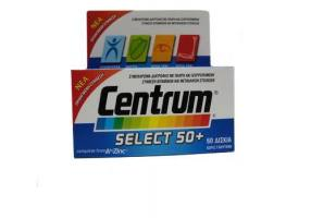 CENTRUM Select 50+ (e2) Tabs 60's