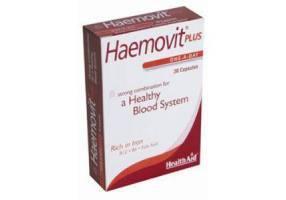 HEALTH AID Haemovit Plus -blister 30's