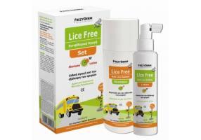 FREZYDERM Lice Free Set Shampoo&Lotion 2x125ml