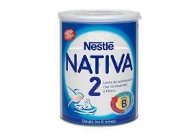 NESTLE Nativa Γάλα 2ης Βρεφικής Ηλικίας 400g