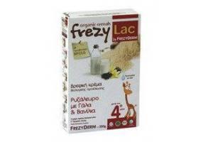 FREZYLAC Bio Cereal Ρυζαλευρο-γαλα-βανιλια