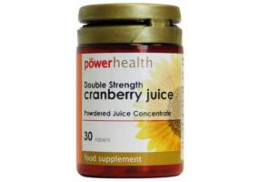 POWER HEALTH Cranberry Juice Concentrate 30 Tablets