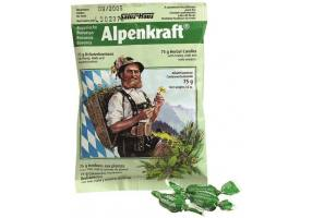 POWER HEALTH Alpenkraft Καραμέλες 75gr