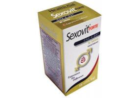 HEALTH AID Sex-o-vit™ Forte Tablets 30's