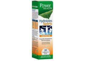POWER HEALTH Hydrolytes Sports 20 αναβράζον