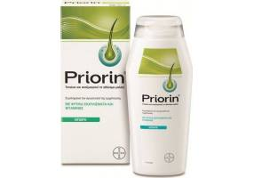 PRIORIN Shampoo For Oily Lifeless Hair 200ml