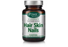 POWER HEALTH Classics Hair Skin Nails 30caps