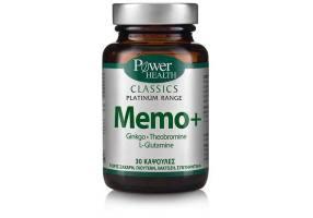 POWER HEALTH Classics Memo+ 30caps