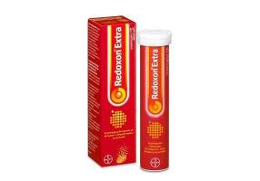 Bayer Redoxon 15 Effervescent Tablets With Vitamin C&Minerals