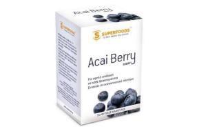 SUPERFOODS Acai Berry Eubias™ 50caps
