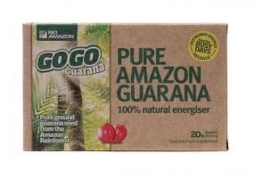 RIO TRADING Pure Mazon Guarana 20 Κάψουλες
