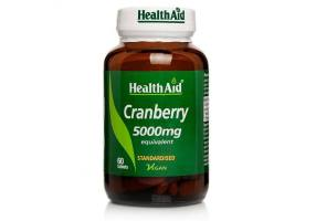 HEALTH AID Herbal Cranberry Extract - 60 Tablets