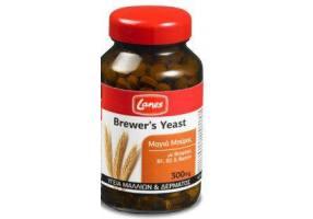 LANES Βrewers Yeast, 200tabs