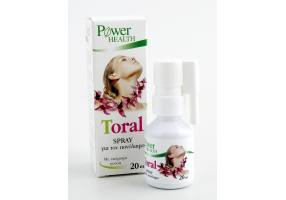 POWER HEALTH Toral 20ml