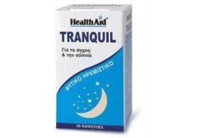 HEALTH AID Tranquil™ (magnolia, Valerian & St John's Wort Complex) Capsules 30's