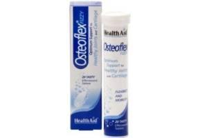 HEALTH AID Osteoflex Fizzy -effervescent - Λεμονι 20's