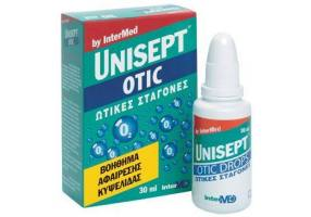 Intermed Unisept® Otic Drops 30ml