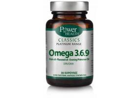 POWER HEALTH Classics Omega 3.6.9 30caps