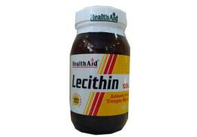 HEALTH AID Lecithin 1200mg 50 Caps