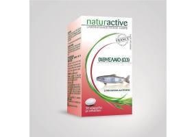 NATURACTIVE Ιχθυέλαιο (Ω3) 30 Κάψουλες