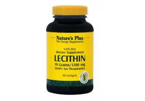 Nature&39s Plus Lecithin 1200 mg Softgels 90FTGELS 90