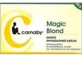 CARNABY Ξανθιστική Κρέμα σε Βάζο 30gr