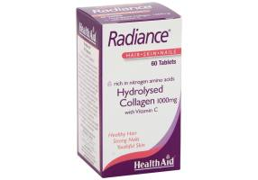 Radiance (Hydrolysed Collagen 1000mg With Vit C) - 60 Tablets