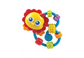 Playgro Curly Critters Λιοντάρι 3+m - Playgro Curly Critters Ποντίκι 3+m