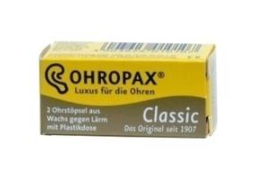 ΩΤΟΑΣΠΙΔΕΣ OHROPAX ΚΕΡΙΝΕΣ ΚΛΑΣΣΙΚΕΣ
