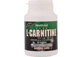 L-carnitine 550mg Tablets 30's