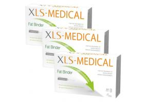 XLS Medical 60 δισκία 2+1 Δώρο