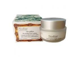 Sostar Anti-aging Cream with Donkey Milk Night 50ml