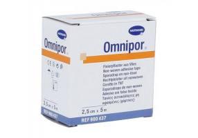 Ταινία στερέωσης Omnipor 2.5cm x 5m 1τμχ