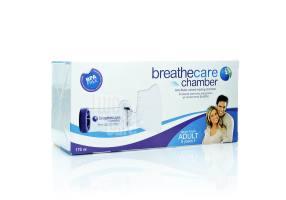 Breathecare Chamber Συσκευή Εισπνοής Φαρμάκου με Αντιστατική Βαλβίδα 5 Ετών +