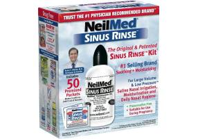 NeilMed Sinus Rinse Original Kit, 1 pack + 60 sachets