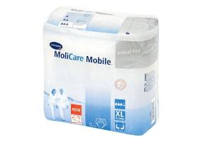 Hartmann MoliCare Mobile Ideal Fit Πάνες Ακράτειας XLarge 14τμχ