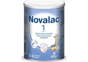 NOVALAC 1 Γάλα Σκόνη Πρώτης Βρεφικής Ηλικίας 400gr