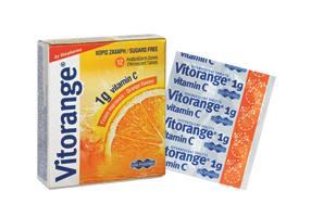 VITORANGE Effervescent (Ascorbic Acid)