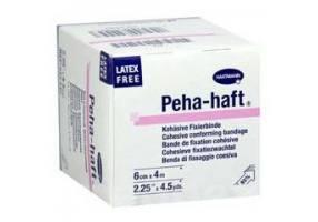 HARTMANN Peha-haft Self-adhesive Straight Bandage (6cm x 4m)