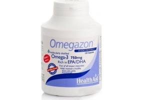 Omegazon Omega-3 750mg 120caps