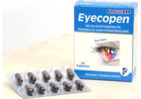 Platinum Eyecopen Softgels  30caps