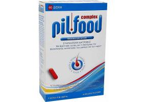 Pharmazac Pilfood Complex Συμπλήρωμα Διατροφής για την Τριχόπτωση, 60 δισκία