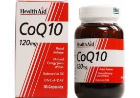 Coq-10 120mg Capsules 30s